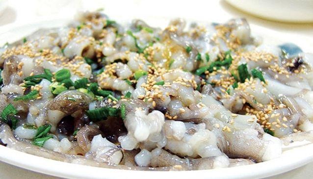 Sannakji (Live Octopus)