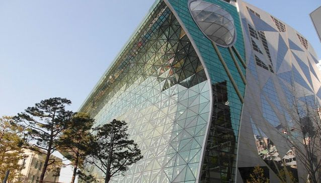 The New Seoul City Hall (Station #201 - City Hall)