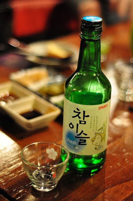 Soju (Graham Hills, Flickr)