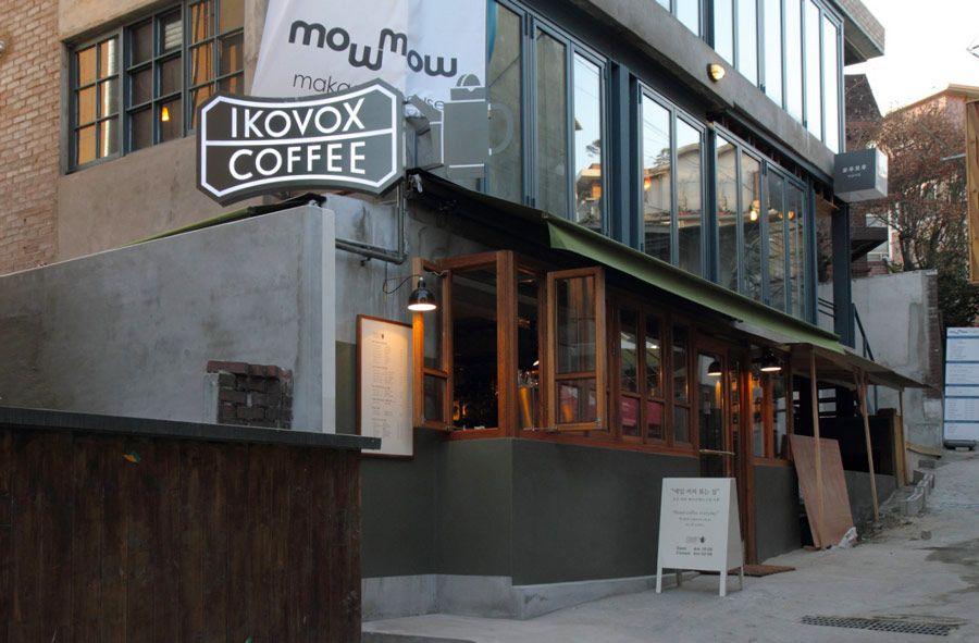 Ikovox Coffee, Itaewon