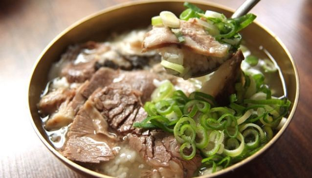 Gomtang - Beef Bone Soup