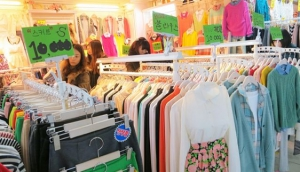 Get your shopping fix in Gangnam...underground