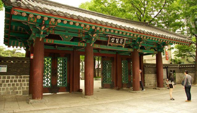 Seoul Gangbuk vs. Seoul Gangnam