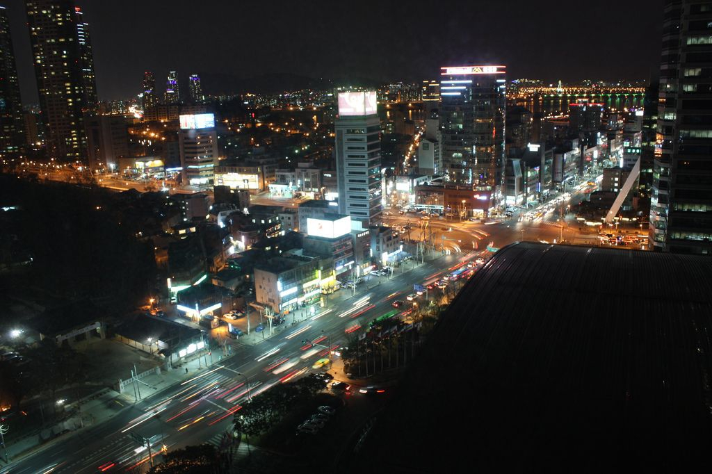 Seoul by night (JrBenito, Flickr)