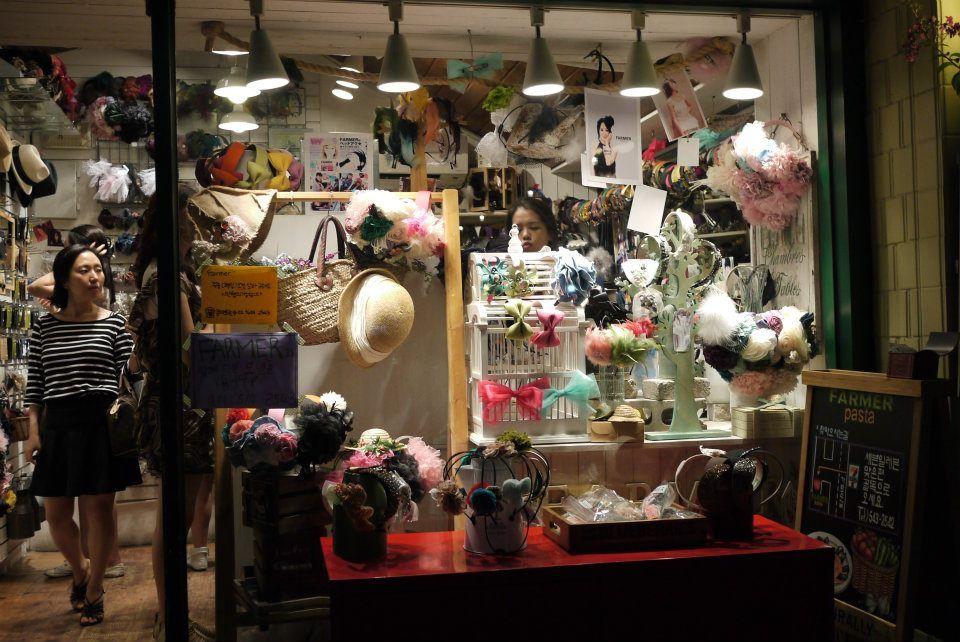 Garuso-gil shop