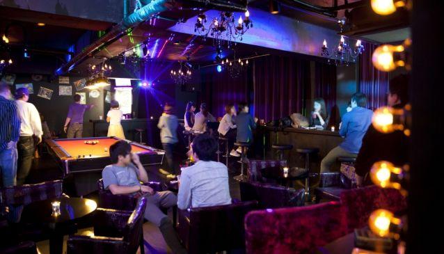Pandora Cocktail Lounge - Gangnam