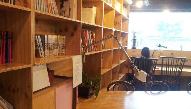 Sahara Café in Sangdo-dong