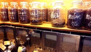 Ikovox Coffee in Sinsa-dong (Garosu-gil)