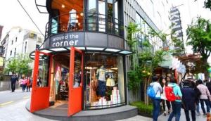 Wonderbra and Around The Corner