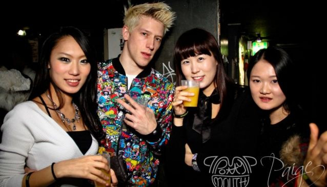 MadDecent - Dojo Lounge, Itaewon. Free. Approximately once a month @ 10pm