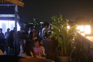 Rooftop atmoshpere