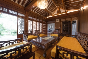 Inside our Hanok - Common area