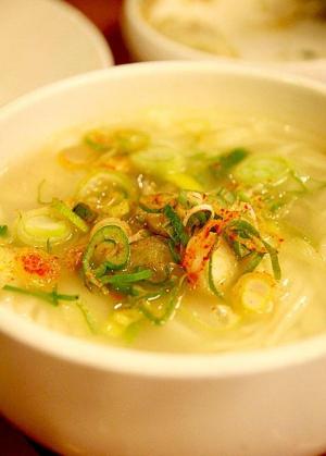 Kalguksu (noodle soup)