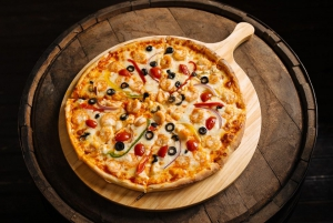 Roll on in Every Tuesday for Pizza Night! Get 5,000 won off your choice of pizza. Minimum of one drink purchase required!