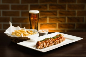 Ribs? Only 7,000 won every Thursday with drink purchase!