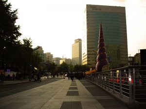 City Hall - downtown Seoul