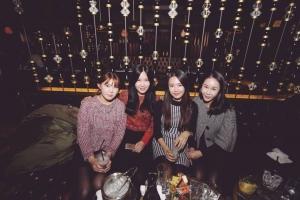 Korean guests