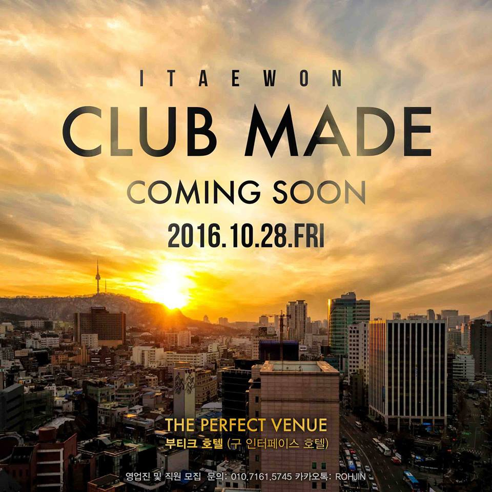 Club Made Itaewon