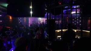 DJ cage