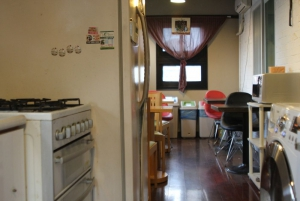 Kitchen at Come Inn