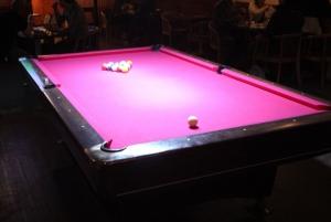 Upstairs billiard