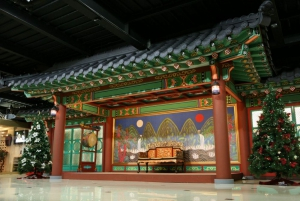 Beautiful interior inside