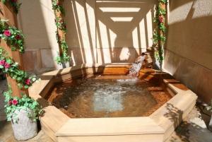Women's spa example