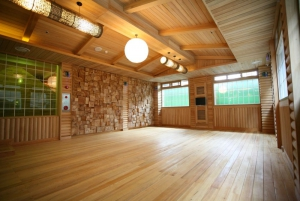 Hinoki forest room