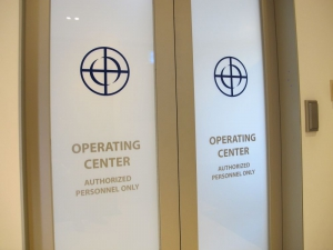 Operating floor