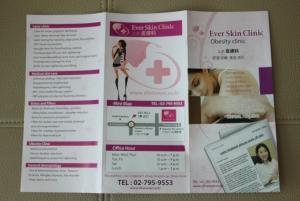 Ever Skin English information folder