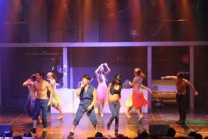 Dance finish