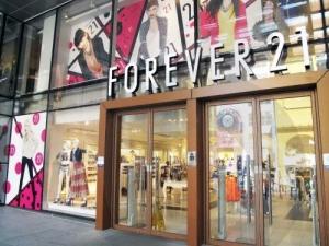 Forever 21 Myeongdong