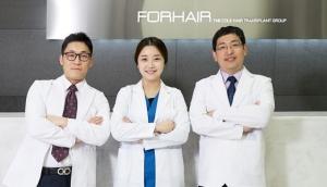 Forhair Hair Transplant Group Korea