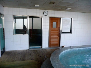Dry and wet saunas