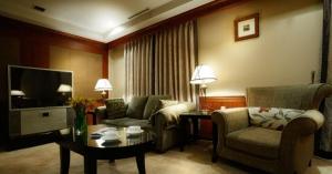 Green Deluxe Room