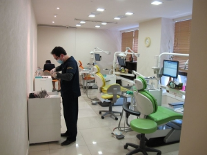 A larger operation room