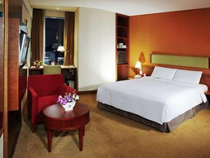 Clean and spacious rooms