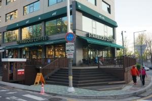 Starbucks 300m away