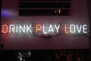 Drink Play Love