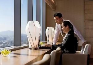 Executive Lounge Private area