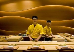 Mikado - Kaiseki, Kappo and Sushi dining styles