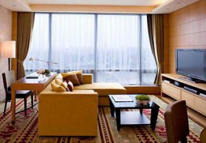 Two-Bedroom Suite Living Room