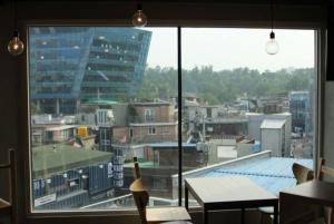 Yongsan city hall view