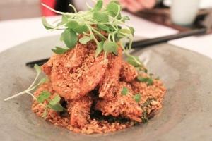 Granola Shrimp