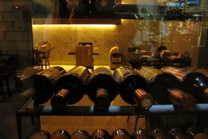 Wine ad libitum