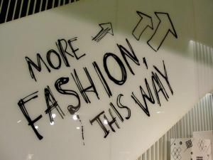 More fashion this way...