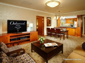 3 Bedroom Executive