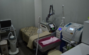 Skin Treatment Area