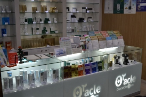 Oracle's own Skin Care range