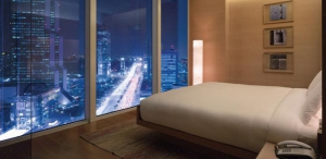 Park Suite Bedroom